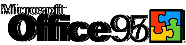 Logo Office 1995