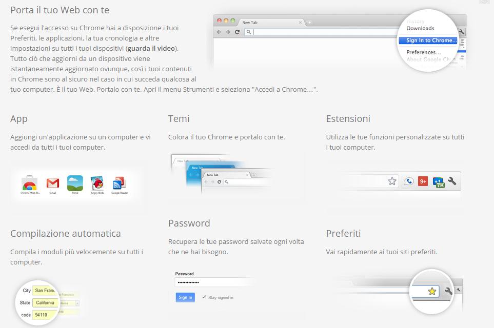 Google-chrome-accesso