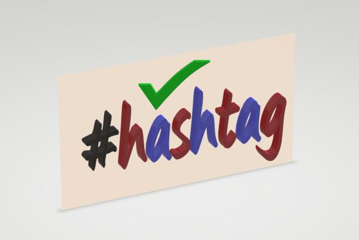 Cosa sono gli #hashtag